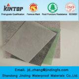 Membrana d'impermeabilizzazione composita della fibra del polipropilene del polietilene utilizzata sulla stanza da bagno