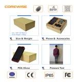 중국 금 공급자 4G Lte 인조 인간 6.0 쿼드 코어 또는 지문 센서 또는 Barcode Scanner/NFC 이동 전화