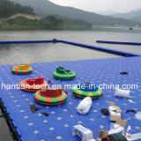 Diferentes tamaños de Jet Ski dock flotante construida por el HDPE Pontoon