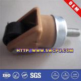 Kundenspezifische CNC-medizinische Plastikfußrolle (SWCPU-P-W074)