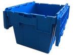 400X300X315mm stapelbarer Umsatz-Plastikkasten für Büro