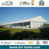 tenda della tenda foranea del partito di bianco di 9X6m con le pareti di vetro da vendere