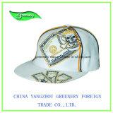 2017新式の特別な刺繍の白いスポーツの帽子