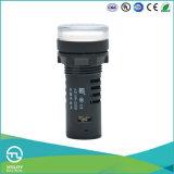 Подключите заземление Utl положении индикаторная лампа108-22AD W/N