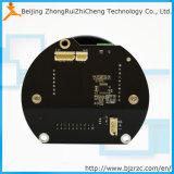 RS485 ou compteur de débit intelligent de vortex de cerf 4-20mA