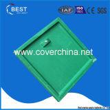 крышка люка -лаза En124 500X500mm составная квадратная