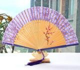 Высокое качество шелк ручной вентиляторы с бамбуковой ребер