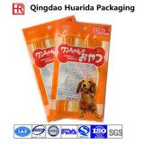 カスタマイズされたデザインプラスチック包装ペット乾燥した食糧袋猫の餌の