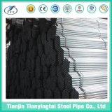 ASTMの標準の前に電流を通された鋼管