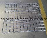 電気亜鉛めっきされた鋼線の網Gabion
