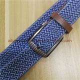 Royal Blue hilo trenzado Cinturón elástico