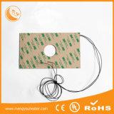 発熱体の低電圧のシリコーンゴムのヒーター