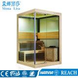 De traditionele Droge Zaal van de Sauna (m-6033)