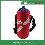 Kundenspezifischer Polyester-Flaschen-Kühlvorrichtung-Beutel