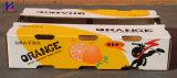 Buena fruta de la Caliente-Venta y rectángulo de empaquetado del cartón de la bandeja del embalaje acanalado del cartón del Veggie