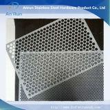 Перфорированный металл с помощью специальных типов, перфорированной металлической архитектуры из нержавеющей стали