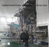 Maquinaria de papel automática de Aramid de la velocidad de Hiagh
