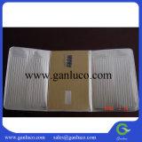 El panel del rango de gas del papel de aluminio