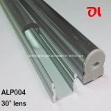 LED는 30 도 광속 각 알루미늄 단면도를 양극 처리했다