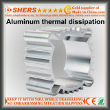 Compressore d'aria dell'azionamento diretto con il cilindro del metallo per il gonfiatore della gomma (HL-205)