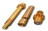 Machine d'usinage Parts-Precision dans une gamme de matières premières