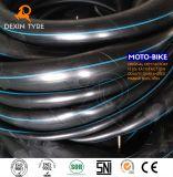 Bicicleta natural original 3.00-18 do motor da câmara de ar interna da câmara de ar da motocicleta da câmara de ar de borracha