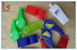 Свисток печатание нестандартной конструкции персонализированный пластмассой