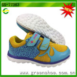 Fábrica Custom Logo Marca Jinjiang Shoes for Children