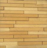 El panel de cemento artificial Ladrillo alkaliproof fibra de vidrio