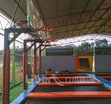 Большие коммерческие крытый парк батут Jump кровать с TUV утвержденных