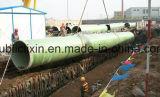 Tubo de alta presión de China FRP