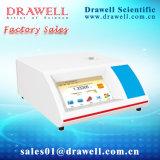 De Refractometer van het Laboratorium van de hoge Resolutie en van Temperaturen met het Scherm van de Aanraking van de Kleur