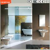 簡単なシャワー室、シャワー機構、Showrスクリーン、シャワーの小屋、浴室を滑らせる調節可能な6-12緩和されたガラス