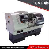 Metal Ck6136 chinês que processa o torno do CNC