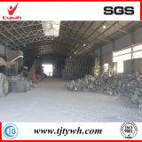中国カルシウム炭化物の石造りプラント