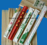 Bulk Japanese Disposable Bamboo Chopsticks com alta qualidade