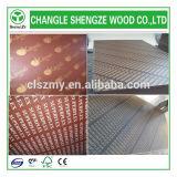 madera contrachapada Shuttering impresa prensa caliente fenólica de la insignia de dos veces de los 4*8FT