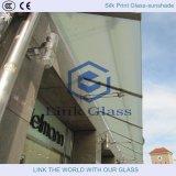 vidro laminado ultra desobstruído de 7.38mm/8.38mm para o balcão