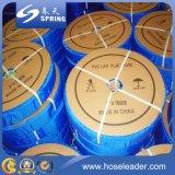 Mangueira flexível do PVC Layflat da água da sução da pressão