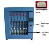 지방 함유량 시험 장비 Soxhlet 지방질 해석기