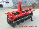 Constructeur de Plouhg Chine de disque de rizière de la Thaïlande