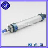 마이크로 소형 Airtac 압축 공기를 넣은 둥근 실린더 가격 압축 공기를 넣은 상승 실린더 작은 공기 실린더