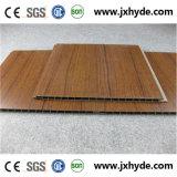 Painel de parede de laminação impermeável com materiais de PVC de 25 cm de largura
