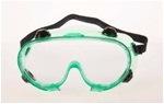 Estándar resistente del Ce del chapoteo a prueba de polvo de los anteojos de seguridad de la protección de ojo