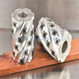 Pièces de machine de travail du bois pour le couteau de processus en bois, tête de coupeur spiralée