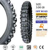O sul de América fora da motocicleta do pneumático da estrada parte o pneu 3.00-18 da motocicleta do pneumático da motocicleta do velomotor