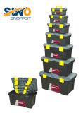Пластичный прозрачный случай хранения резцовой коробка (SF-G260)