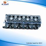 De Cilinderkop van de Delen van de dieselmotor Voor Mitsubishi 4D30A/4D31