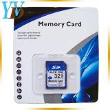 Neutro personalizados Regalos de comercio electrónico de la tarjeta de memoria SD (YWD-SD-10)