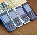 極めて薄くまっすぐな元の携帯電話N5000の携帯電話GSMの電話